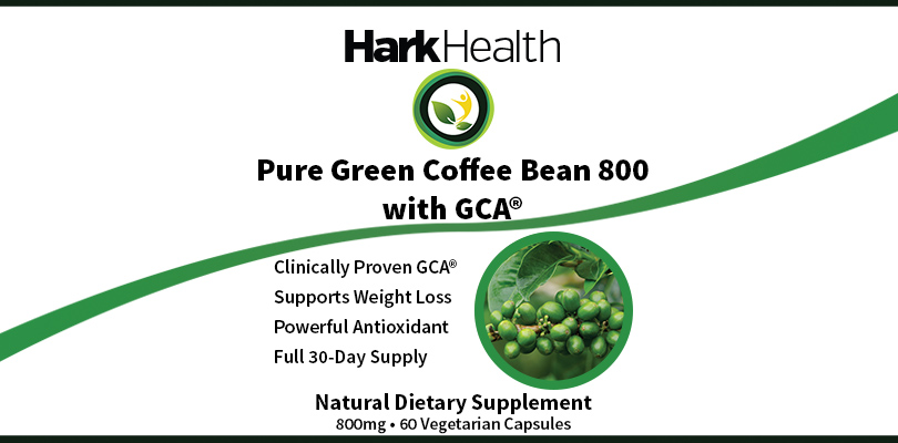 This is a preview image of the Hark Health product Green Coffee Bean